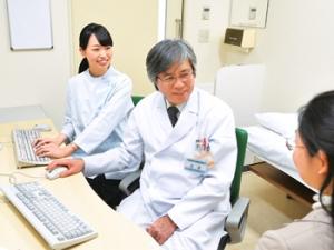 医療(臨床)の場での医療秘書